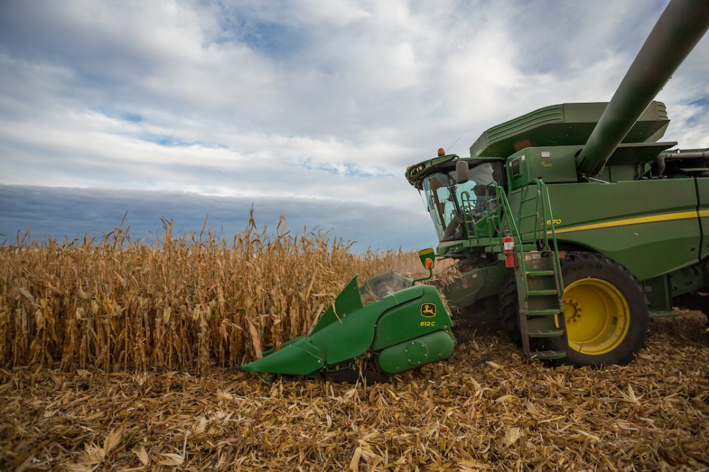 Preparation Is Key To A Successful Corn Harvest Peterson