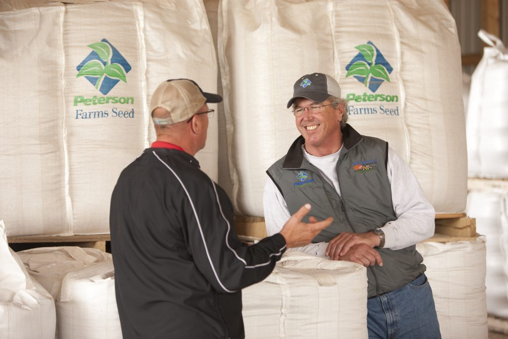 4 Questions to ask when talking to your seed dealer
